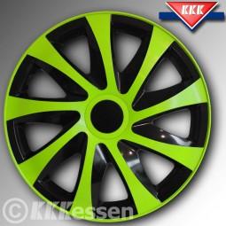 DRACO neon-grün 15 Zoll