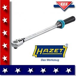 Drehmomentschlüssel HAZET 5122-2CT ★ ½ Zoll / 40-200 Nm ★ mit Umschaltknarre